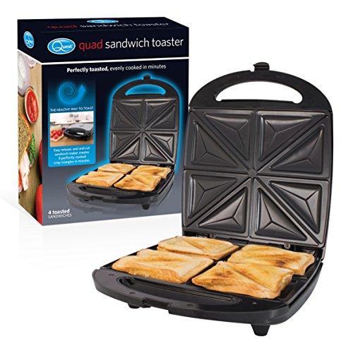 Quest 35990 Quad Sandwich Toaster