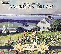 American Dream 2020 Calendar: Includes Free Download
