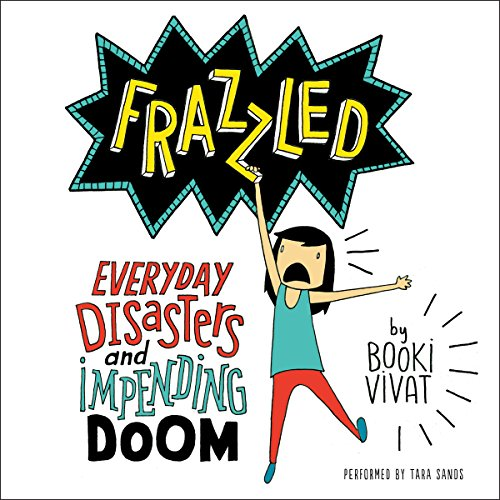 Frazzled audiobook cover art
