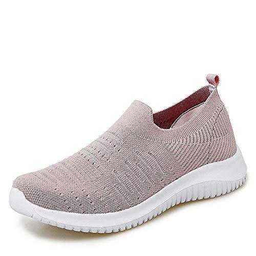 Zapatillas Sin Cordones Para Mujer  marca mitvr