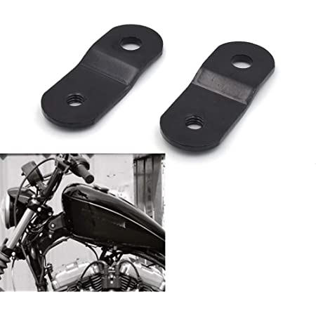 Coolsheep 2 Inch Gas Tank Rising Lift Kit for Harley Sportster Nightsters Iron 883 XL883 1200 48 72 1995-up