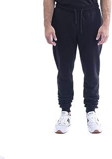 Luxury Fashion   Trussardi Men 52P001281T004226K299 Black Cotton Joggers   Spring-summer 20