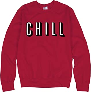 Netflix Chill Logo: Unisex Ultimate Crewneck Sweatshirt