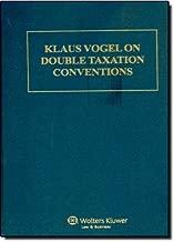 Best klaus vogel on double taxation conventions Reviews