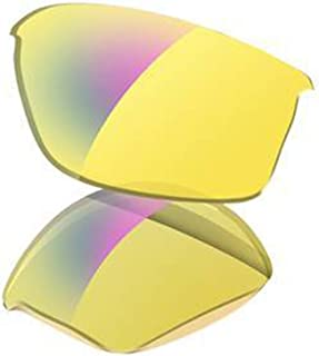 Men's Flak Jacket Shield Lens