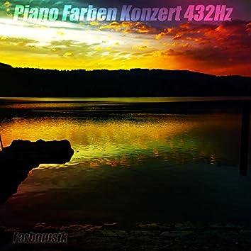 Piano Farben Konzert 432Hz