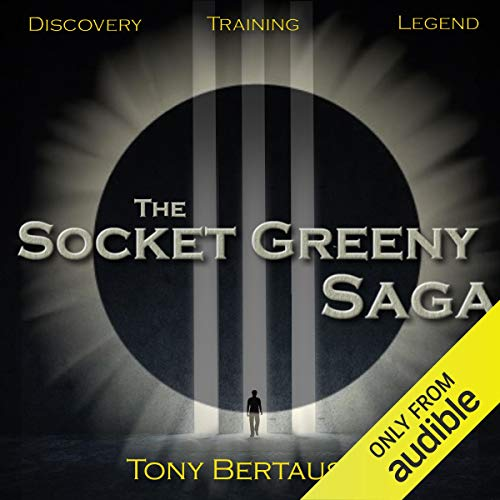 The Socket Greeny Saga  By  cover art