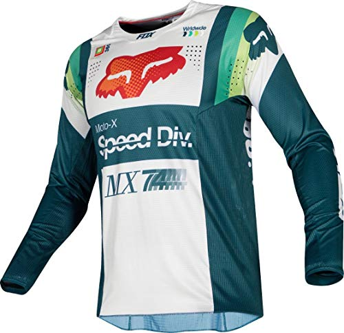 Fox Jersey 360 Murc Green Xl
