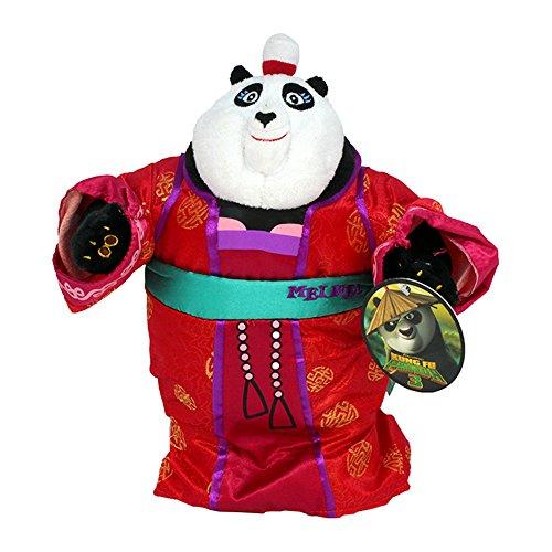Kung Fu Panda - Peluche Mei de 30 cm