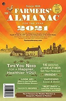 Farmers' Almanac 2021 by [Farmers' Almanac]