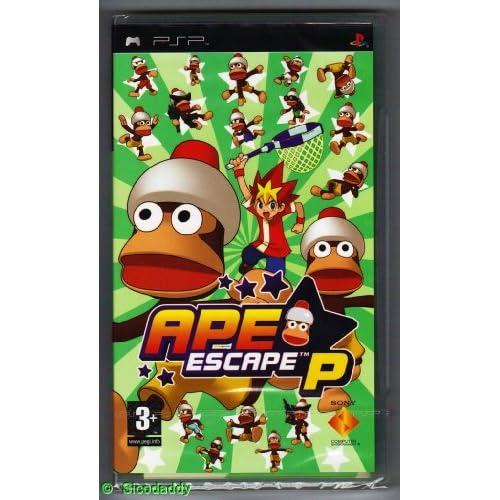Ape Escape  [Edizione: Regno Unito]