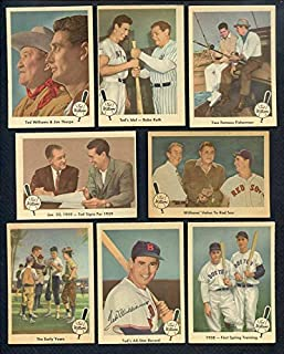 1959 fleer ted williams set
