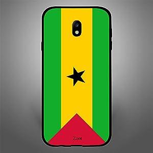 Samsung Galaxy J7 2017 Sao Tome And Principe Flag, Zoot Designer Phone Covers