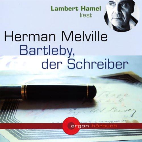 Bartleby, der Schreiber Titelbild