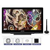 HUION Tableta gráfica con Pantalla, KAMVAS GT-191 V2 Monitor de Dibujo Gráfico con Pantalla de Vidrio...