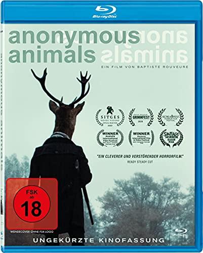 Anonymous Animals - Uncut Kinofassung [Blu-ray]