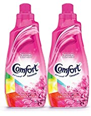 Comfort Concentrated Fabric Softener Orchid & Musk, 1.5L (Pack of 2)