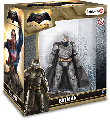 Figura de Batman Figuras modeladas con gran detalle y pintadas minunciosamente a mano Estimulan la imaginación Gama DC Comics de Schleich