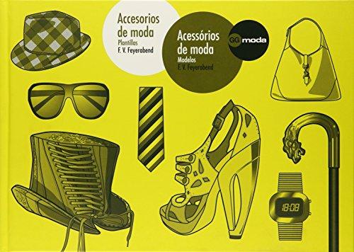 Accesorios de moda. Accesórios de moda: Plantillas. Modelos (GGmoda)