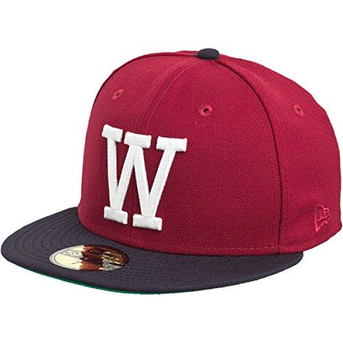 WESC 59FIFTY W - Gorra, color rojo rojo 59