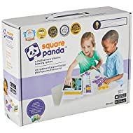 Square Panda Phonics Multisensory Sight, Touch, and Sound Playset for Kids Learning to Read - Home Edition