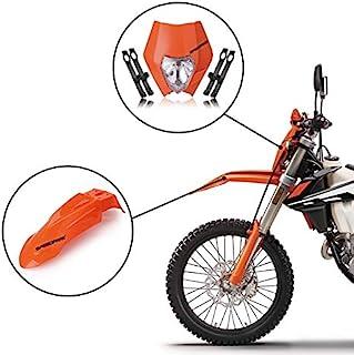 5e1f27e6 ANNFENG Repuesto Reemplazo universal Reparación de piezas de motocicleta  Motocross Faros delanteros 12 V Carenado Locomotora