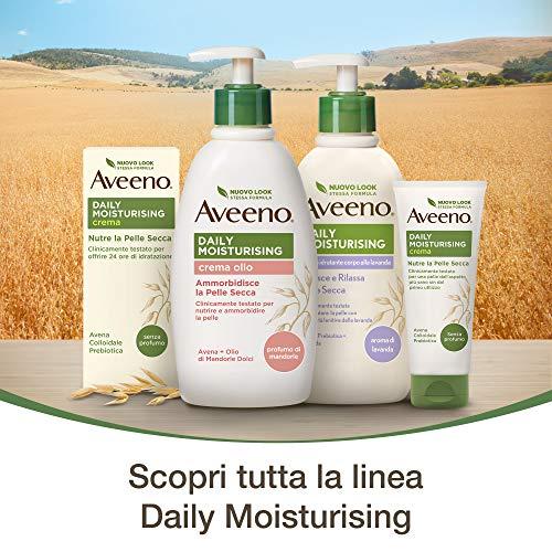 Aveeno Crema olio Daily moisturising