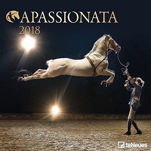 Apassionata 2018: teNeues Broschürenkalender