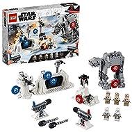 LEGO 75241 Star Wars Echo Base Defense Target Shooting Set incl. mini Imperial AT-AT Walker from Epi...