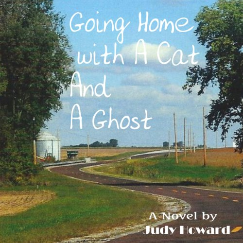 Going Home with a Cat and a Ghost audiobook cover art