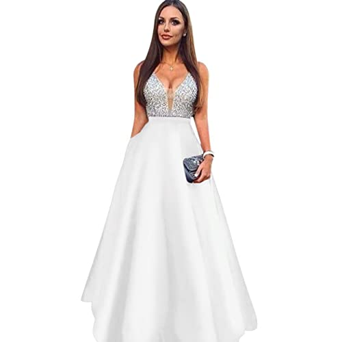 Crystal Plus Size Prom Dresses: Amazon.com