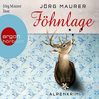 Föhnlage. Alpenkrimi     Hubertus Jennerwein 1              By:                                                                                                                                 Jörg Maurer                               Narrated by:                                                                                                                                 Jörg Maurer                      Length: 4 hrs and 45 mins     Not rated yet     Overall 0.0