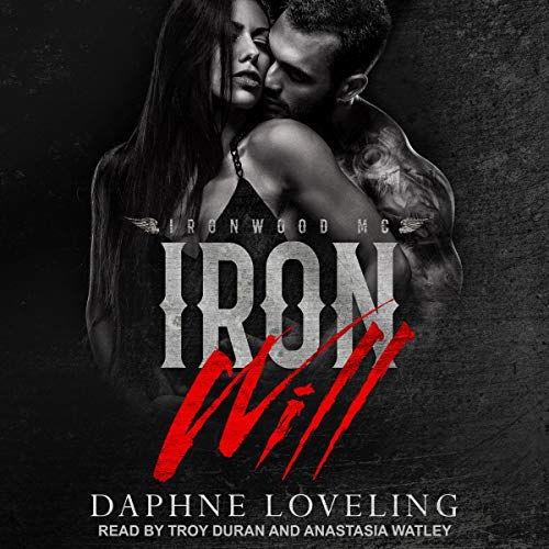 Iron Will  By  cover art