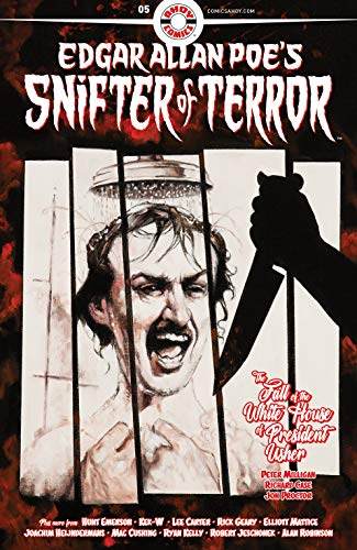 Edgar Allan Poe's Snifter of Terror #5 (English Edition)