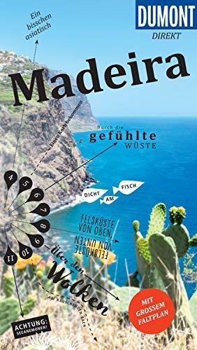 DuMont direkt Reiseführer Madeira: Mit CItyplan (DuMont Direkt E-Book)