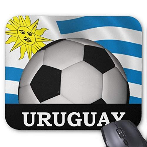 Football Uruguay Mouse Pad 18×22 cm