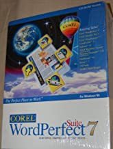Corel Wordperfect Suite 7
