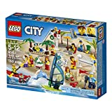 LEGO- City Divertimento in Spiaggia, Multicolore, 60153