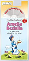 Amelia Bedelia Book and CD (I Can Read Level 2)