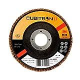 3M Cubitron II Fächerschleifscheibe 967A, 115 mm, 22,23 mm, 40+, konisch, 10 Stück / Karton