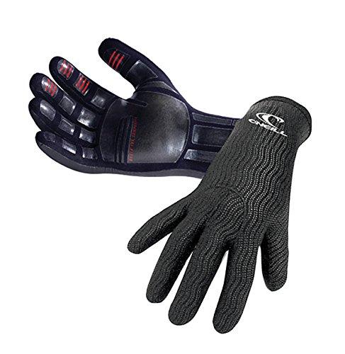 O\'Neill Wetsuits Erwachsene Handschuhe FLX Glove, Black, M