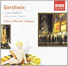 Gershwin Second Rhapsody / 'I Got Rhythm' Variations / Two Waltzes / Blue Monday / Our Love Is Her