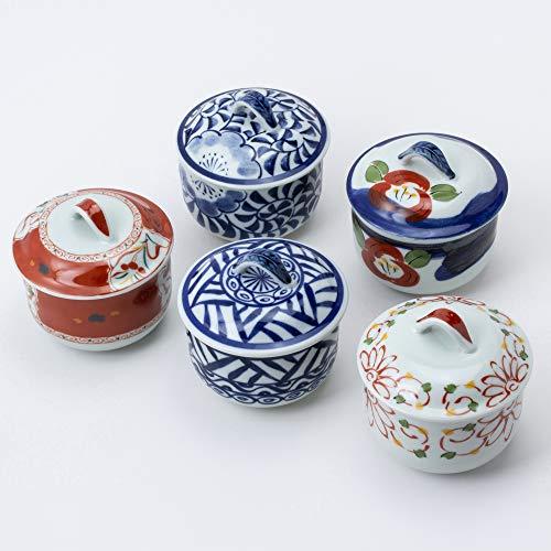 西海陶器『彩絵変りバラエティーセット(56970)』