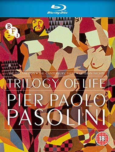 Trilogy Of Life. The (3 Blu-Ray) [Edizione: Regno Unito]