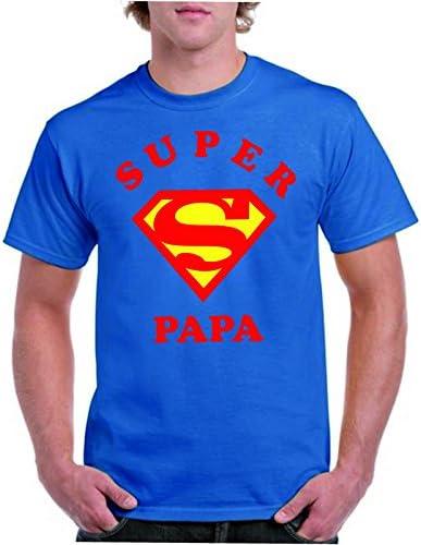 Parent Super Papa - para Hombre Camiseta