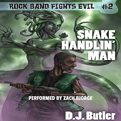 Snake Handlin' Man Titelbild