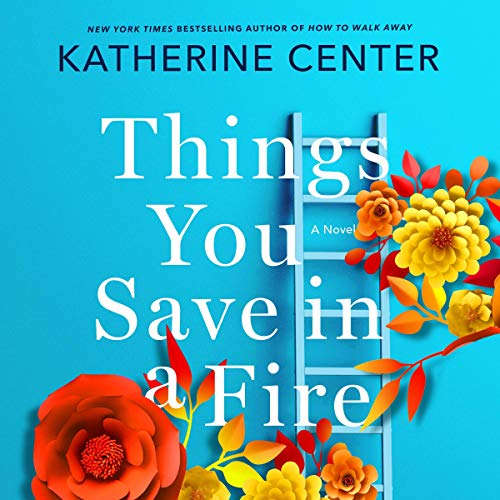 Couverture de Things You Save in a Fire