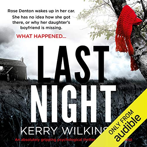 Last Night audiobook cover art