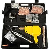 Flieeya 800VA Welder Repair Kit, 110V Stud Welder Dent Repair Kit, Stud Dent Puller Kit for Auto Debt Repair, 5500