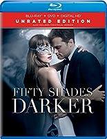 Fifty Shades Darker [Blu-ray] [Import]